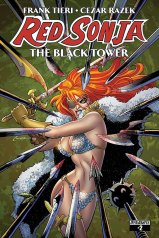 RED SONJA THE BLACK TOWER #2