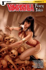 VAMPIRELLA FEARY TALES #1 NEVES COVER