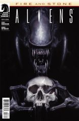 ALIENS FIRE AND STONE #3