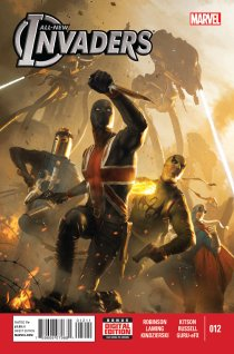 ALL-NEW INVADERS #12
