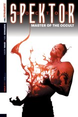 DOCTOR SPEKTOR MASTER OF THE OCCULT #4 LEE COVER