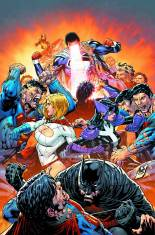 EARTH 2 WORLDS END #7
