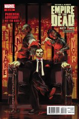EMPIRE OF THE DEAD ACT TWO #3