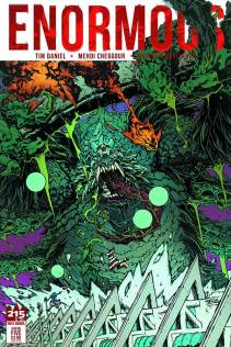 ENORMOUS #5 VARIANT