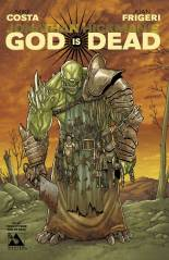 GOD IS DEAD #24 END OF DAYS COVER