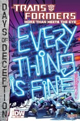 TRANSFORMERS MORE THAN MEETS THE EYE #35
