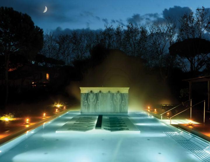 QC Terme, Roma