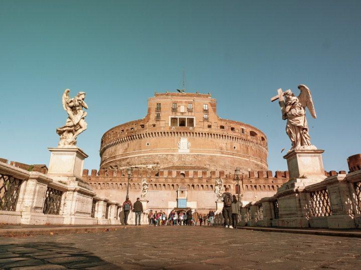 Castel sant'Angelo. Foto © Unsplash
