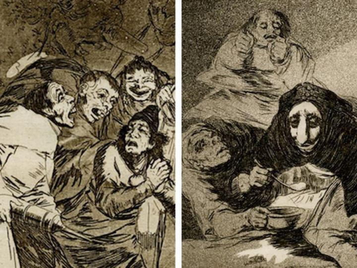 © Goya fisonomista. Instituto Cervantes