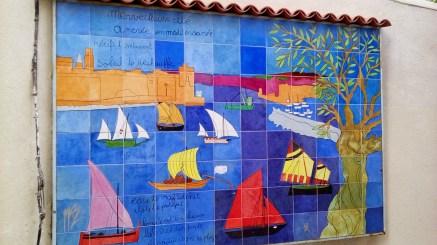 Murales colorati