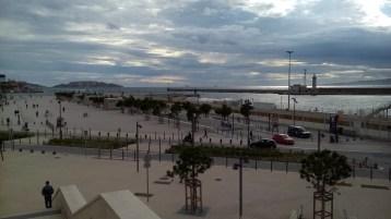 Visione d'insieme da Le Panier al porto