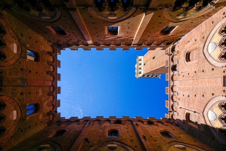 Siena e il Palazzo Pubblico