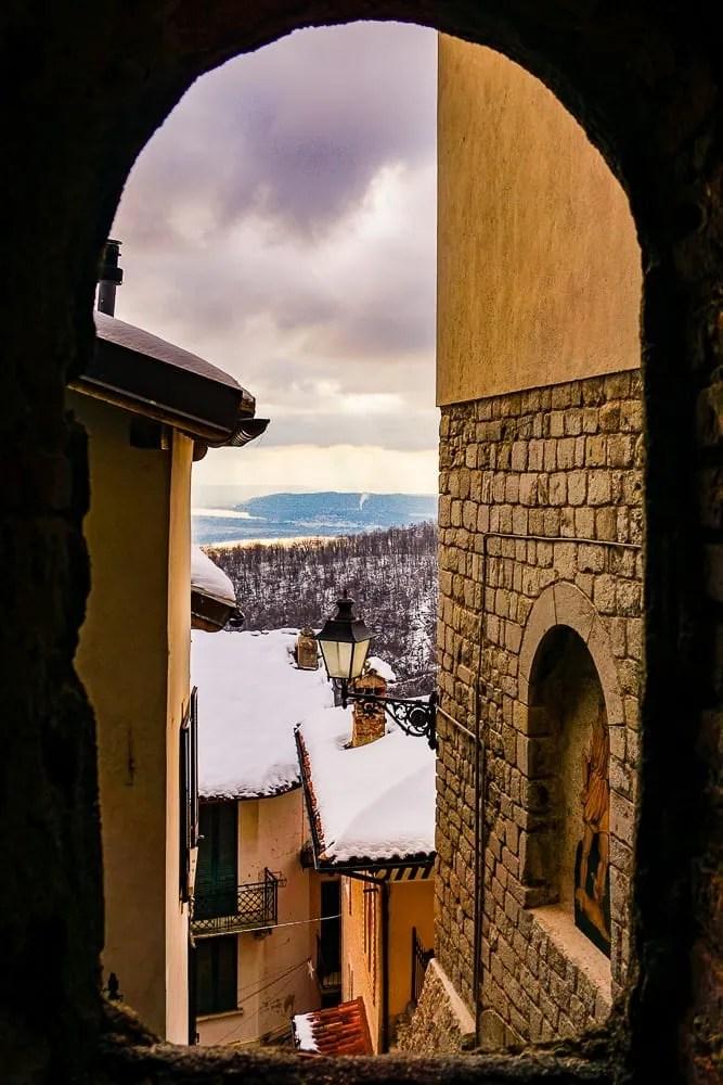 Santa Maria del Monte Varese