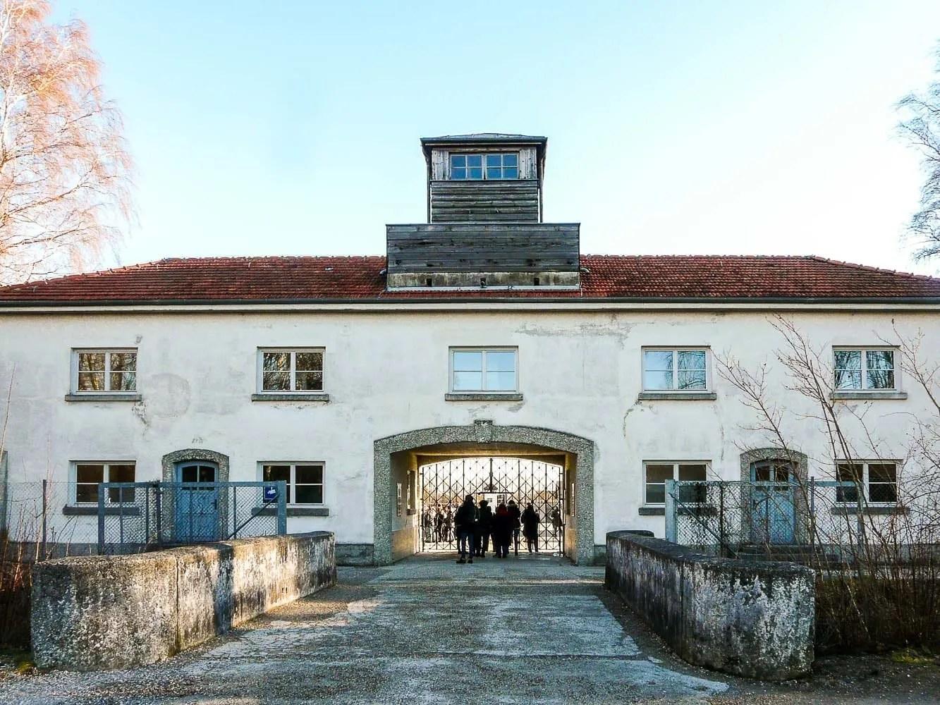 Luoghi della memoria Dachau