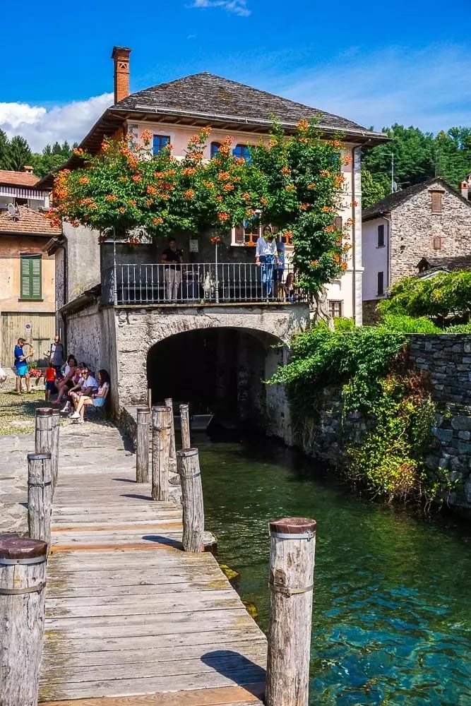 Borgo Orta San Giulio cosa vedere