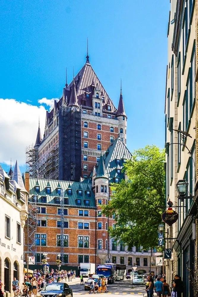 Cosa vedere Quebec City