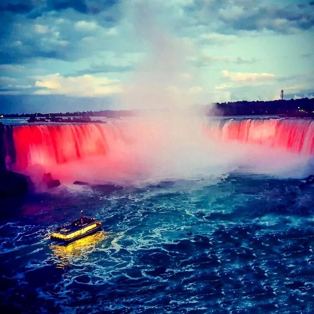 Cosa fare alle Cascate del Niagara