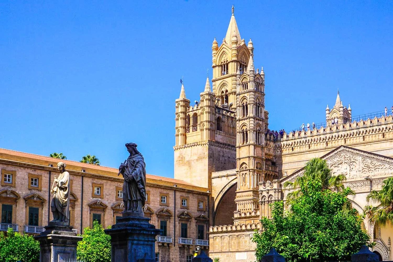 Visita Cattedrale di Palermo