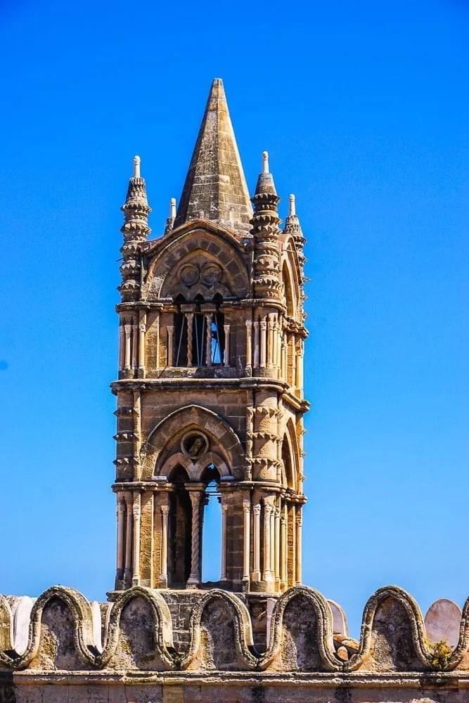 Tetti Cattedrale di Palermo