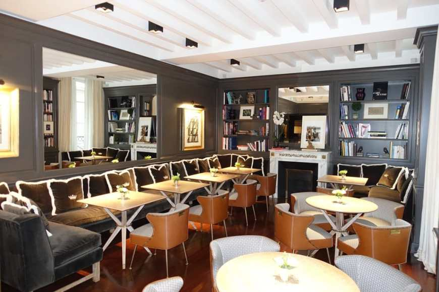 Just Checked Out: Marquis Faubourg Saint Honore, Paris