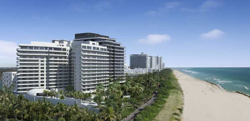 FAENA HOTEL MIAMI BEACH, BEACHFRONT VIEW