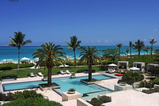 Postcard From: Grace Bay Club, Turks & Caicos