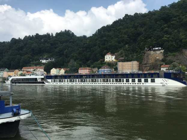 Family River Cruise on the Danube