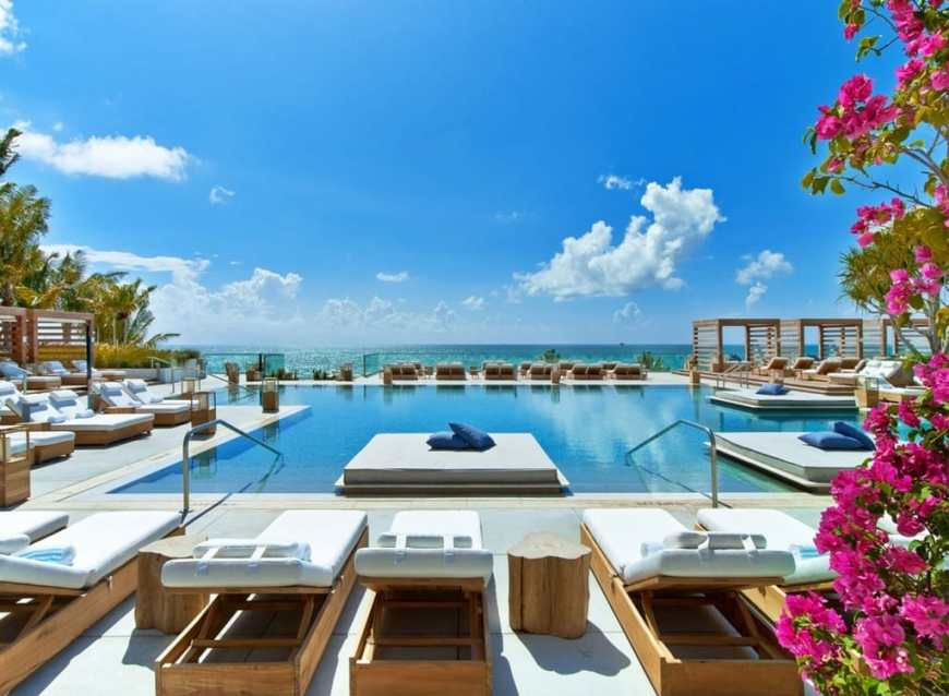Just Checked Out: 1 Hotel South Beach