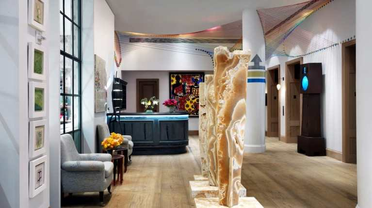 Inside Look: The Whitby Hotel, New York City