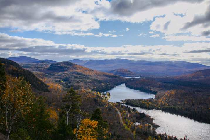Tremblant in the Fall