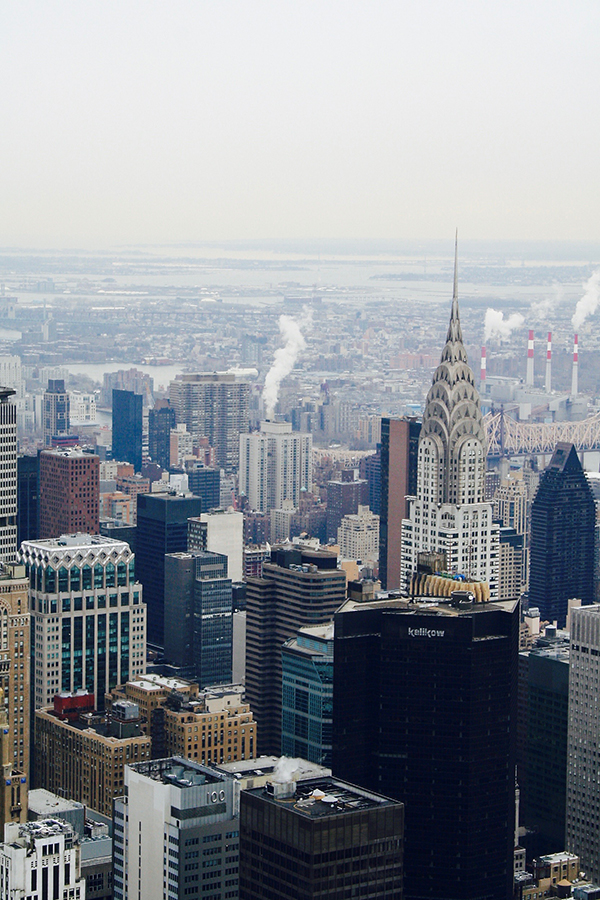 Nueva York desde el Empire