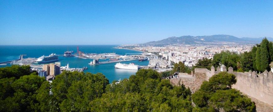 Málaga capital, imprescindible en tu Roadtrip por la provincia de Málaga