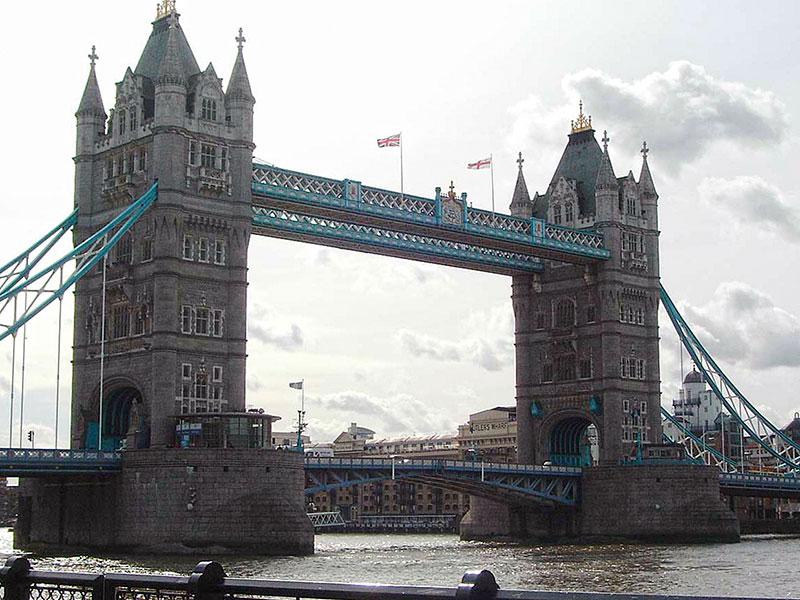 Tower Bridge, un clásico que no puede faltar en un fin de semana en Londres