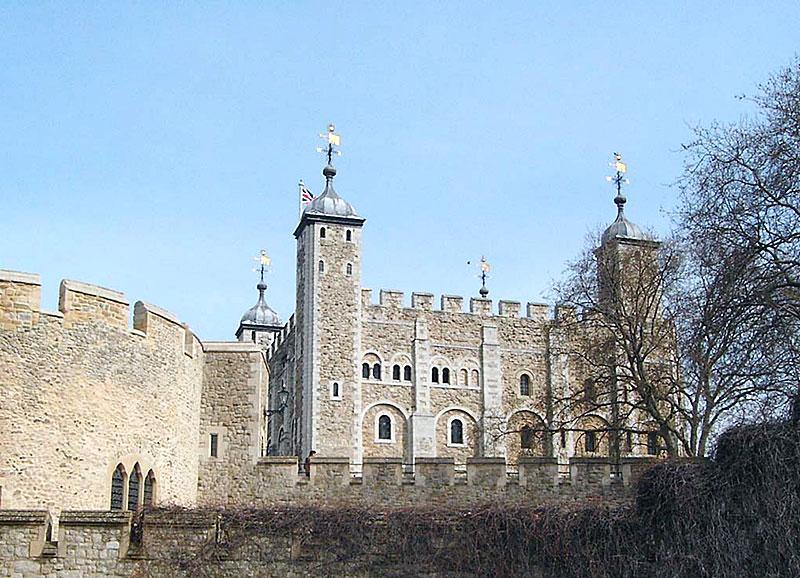 Torre de Londres, historia en estado puro.