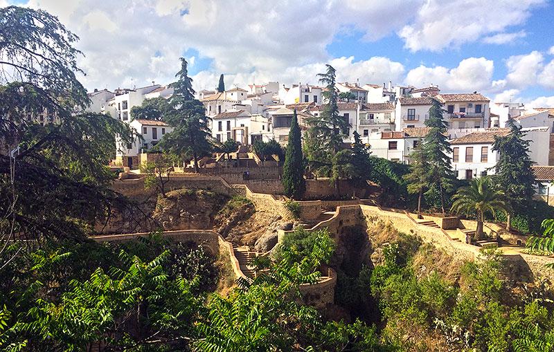 Jardines de Cuenca, que ver en ronda en un día