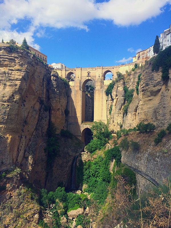 Puente Nuevo Ronda, que ver en ronda en un día