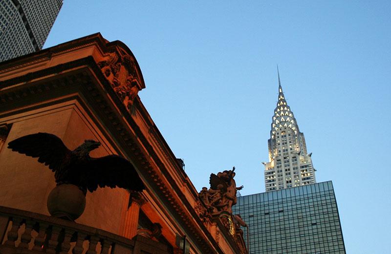 Chrysler y Grand Central