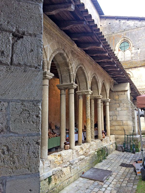 Saint Emilion Claustro