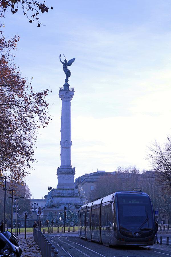 Plaza Quinconces