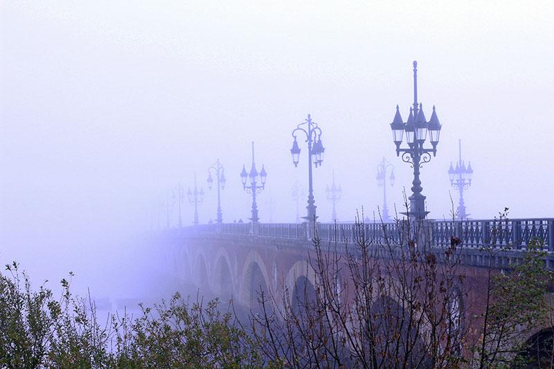 Puente de Piedra, Burdeos