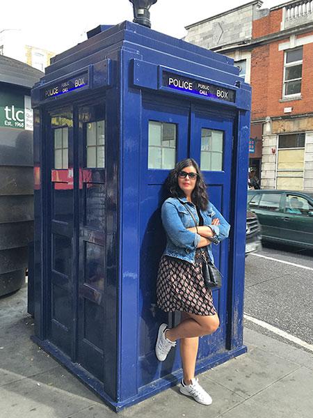 La Tardis en Londres