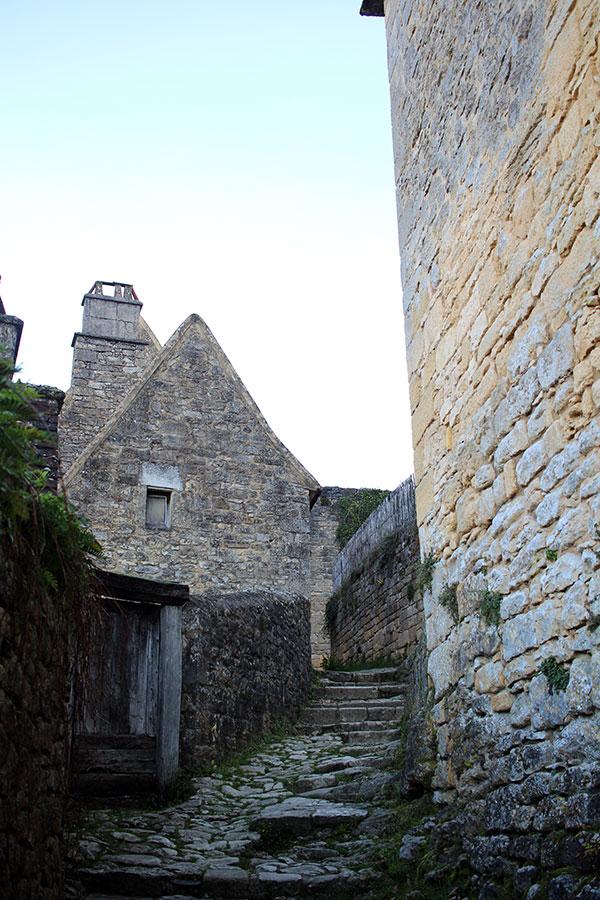 Calles de Beynac