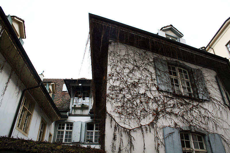 El casco histórico, una de esas cosas que ver en Basilea.