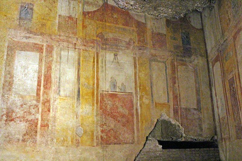 Frescos de la Domus Aurea