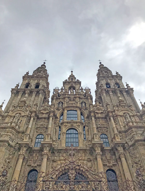Seis curiosidades de la Catedral de Santiago de Compostela