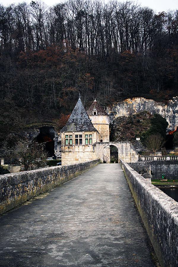 Puente acodado