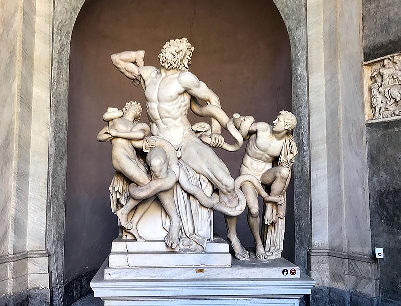 Los imprescindibles de los Museos Vaticanos.