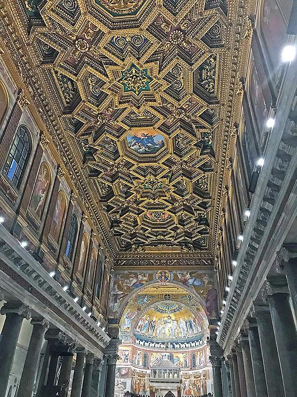Santa Maria in Trastevere - que hacer gratis en Roma