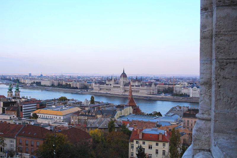 Torre de Buda, vestigios medievales de Budapest
