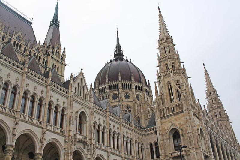 Visita el Parlamento de Budapest